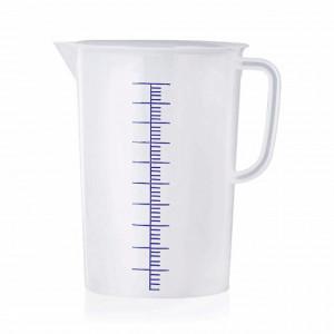Cana gradata din polipropilena, 3 litri
