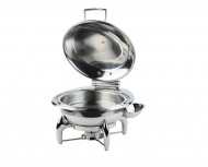 Chafing-dish rotund, model Globe + accesorii inductie
