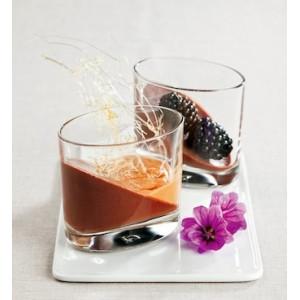 Pahar sticla apetizer 90 ml, model Elipse