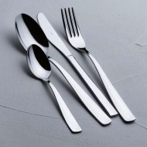 Cinzia: Furculita masa din inox, 19.5 cm