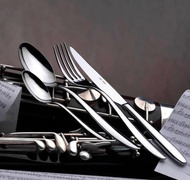 Fast: Stainless steel fish fork