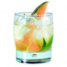 Pahar apa sau whisky, model Bubble, 350 ml