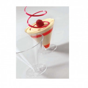 Set 100 buc pahare desert 125 ml pentru unica folosinta