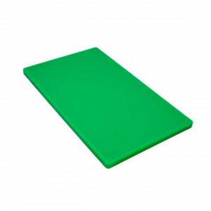 Blat/tocator HACCP GN 1/1, 53x32,5x2 cm, culoare verde