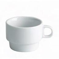 Ceasca cafea 120 ml, suprapozabila