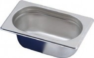 Container inox  GN 1/2-150 mm, 9.5 litri