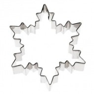 Forma inox model Fulg de nea