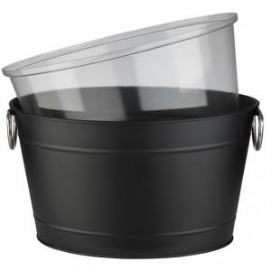 Frapiera 11 litri, culoare neagra