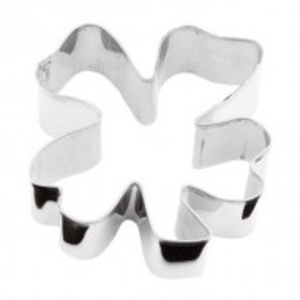 Forma inox model Trifoi cu 4 foi