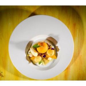 Farfurie rezentare gourmet, model Temptation, 29 cm