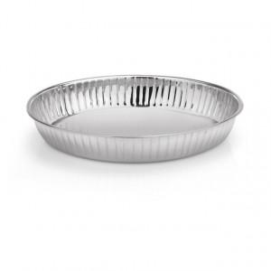 Cos oval din inox, 26x20 cm