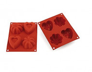 Forma silicon 170x150 mm, hsf02 Happy Love