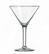Grande Collection: Pahar martini, 296 ml