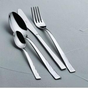 Arcobaleno: Cutit masa din inox, 19.7 cm