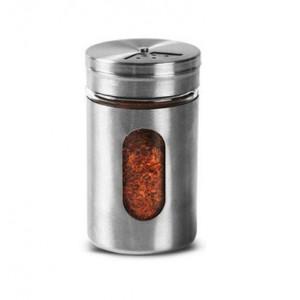 Dispenser inox pentru condimente, 8.3x4.8 cm