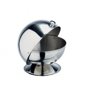 Dispenser zahar cub cu capac rolltop