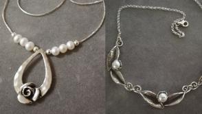 Perla -regina pietrelor pretioase,apreciate pentru valoarea ei si pentru faptul ca nu se demodeaza niciodata.
