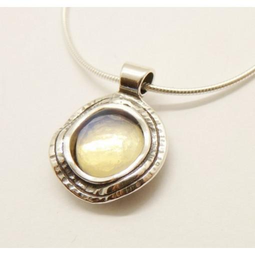 Colier argint opalit - N2848A