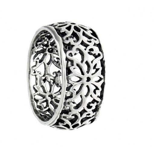 Inel argint R1130