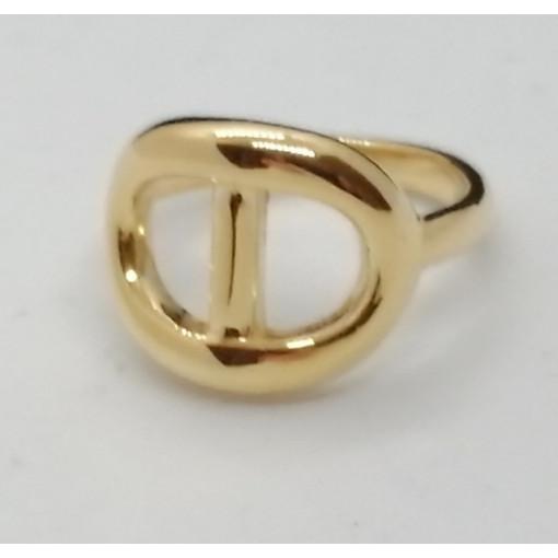 Inel PRATO -argint placat cu aur -ANPI6501PLGIA