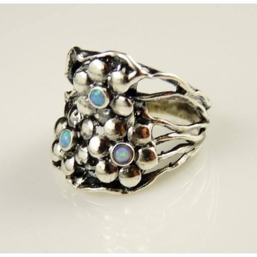 Inel argint opal - A11636
