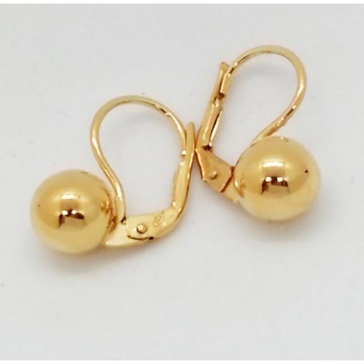 Cercei CATANIA- argint placat cu aur galben ORVE5434PL8R