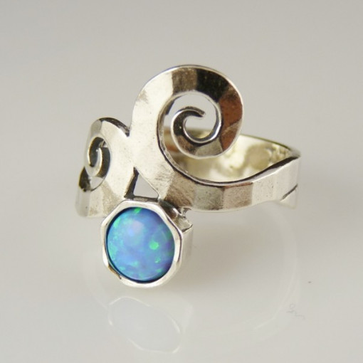 Inel argint R3005 - opal