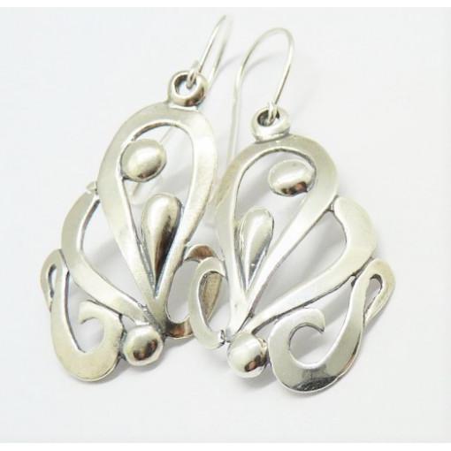 Cercei argint - E1338