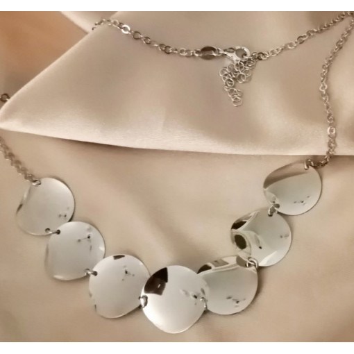 Colier argint LATINA-CTTT8089RHTO