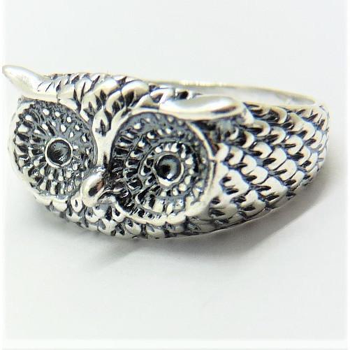 Inel argint Bufnita R3396