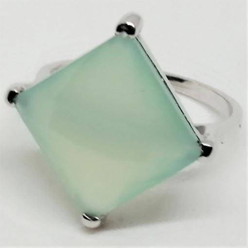 Inel argint calcedonia -VR017031