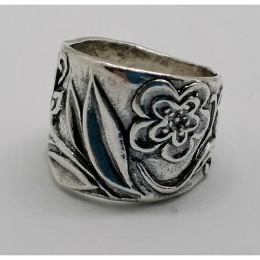 Inel argint - R665