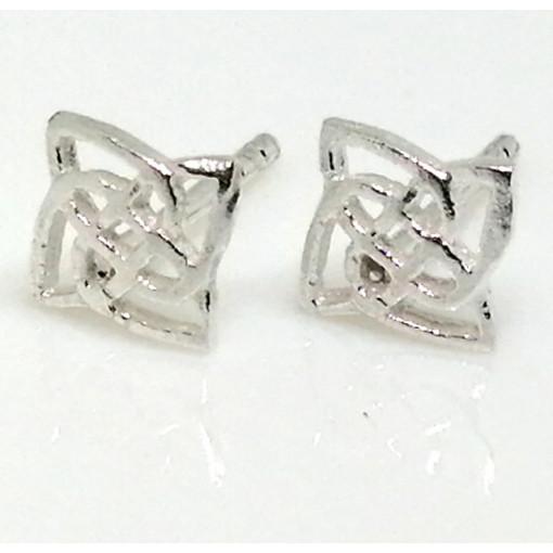 Cercei argint cu surub - E947