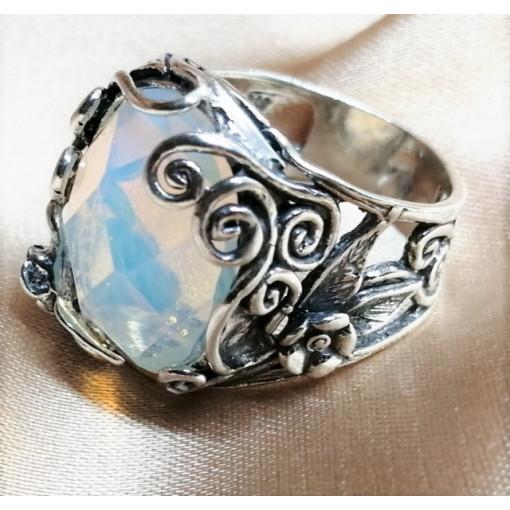 Inel din argint R6980- opalit
