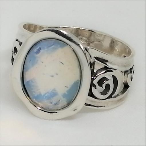 Inel argint R3931 - opalit