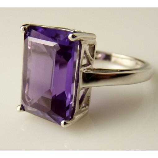 Inel argint alexandrit -VR016010