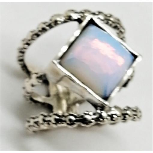 Inel argint opalit -R3290