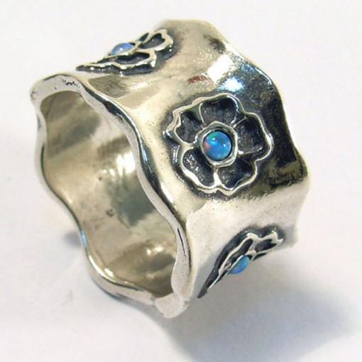 Inel argint R2423 opal