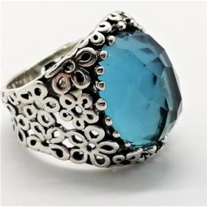 Inel din argint -topaz-R7281