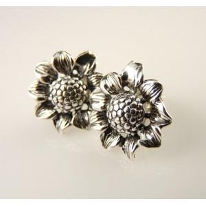 Cercei cu surub argint -E1048