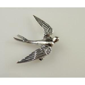 Brosa argint BRO022