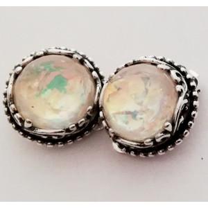 Cercei argint - clips- E1652