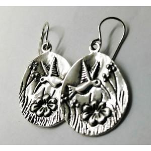 Cercei argint E1209