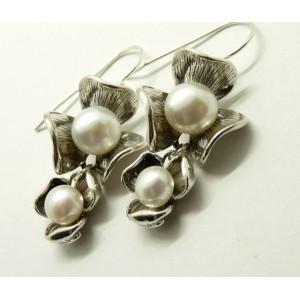 Cercei argint perla -E9359-2