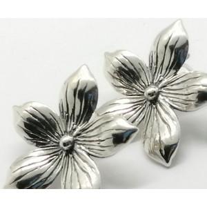 Cercei cu surub argint -E10860