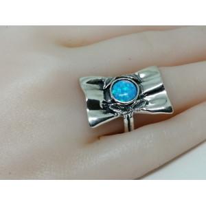 Inel argint opal -R7598