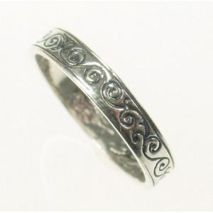 Inel din argint - R111