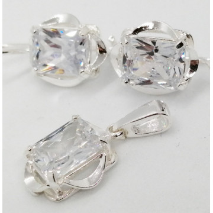 Set argint -zircon -E3687-P361