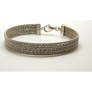 Bratara argint -BROM0137RHPA-4