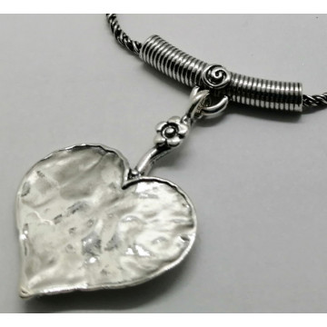 Colier argint vintage -N168